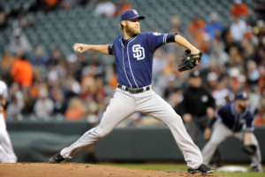 Orioles reach two-year agreement with RHP Andrew Cashner
