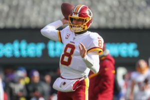 Washington Redskins: Hot stove