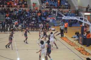 Morgan State crushes Howard, 97-61