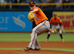 Baltimore Orioles starting pitcher Dylan Bundy appears on MLB Network