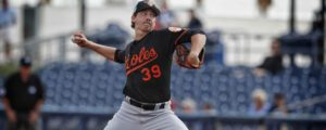 Could Hunter Harvey make the Orioles starting rotation?