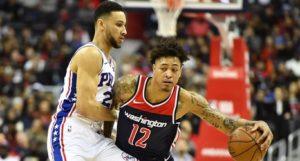 Wizards tie regular season series with 76ers in a dominant offensive battle