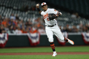 Baltimore Orioles: Manny Machado arrives in Sarasota