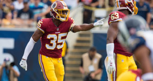 The Importance of Montae Nicholson to the Washington Redskins
