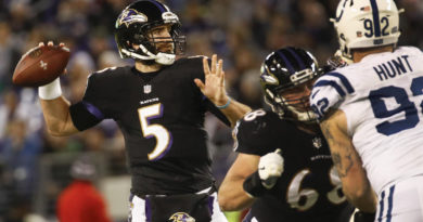 Baltimore Ravens 2018 season outlook