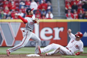 Trea Turner will keep same approach batting sixth in lineup
