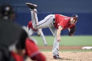 Max Scherzer will be Opening Day starter against Cincinnati Reds