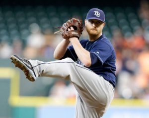 Orioles agree to four-year deal with free-agent pitcher Alex Cobb