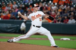 RHP Dylan Bundy named Orioles Opening Day starter