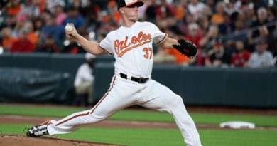 RHP Dylan Bundy named Orioles Opening Day starter