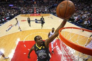 Wizards lose 109-101 in special homecoming for Kevin Durant, Warriors