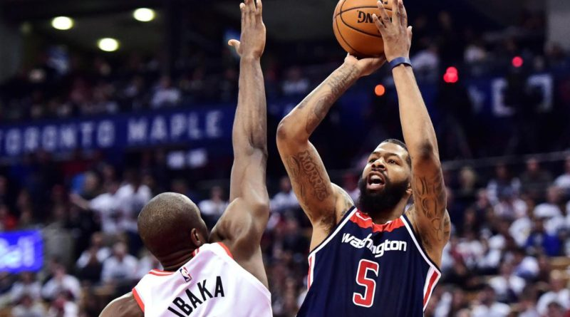Wizards lose first round opener to Raptors, 114-106
