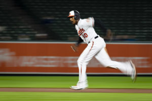 Despite Orioles 9-5 loss, Adam Jones and Danny Valencia find positives