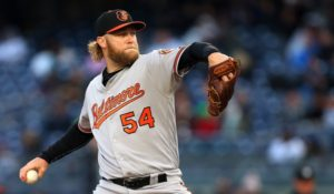 Andrew Cashner bounces back with a quality start, Gausman to take mound