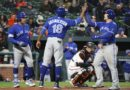 Orioles fall 7-1 to Blue Jays in front of smallest crowd in Oriole Park history