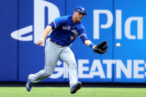 Orioles sign free-agent OF Michael Saunders to minor league deal