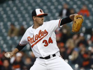 Kevin Gausman goes six innings, Baltimore Orioles win 5-3 over Blue Jays