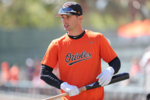 Orioles OF Joey Rickard talks of his return to the Majors
