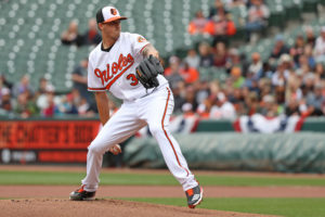 Kevin Gausman allows six runs in Orioles 7-0 loss to Twins