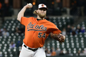 Andrew Cashner allows seven runs, Orioles lose to Tigers 9-5