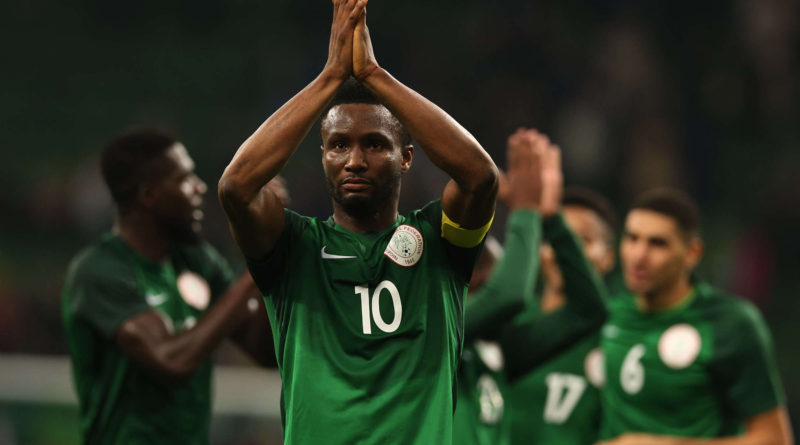 FIFA World Cup 2018: Can Nigeria's Super Eagles Fly High Once Again?