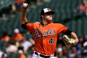 After rough first inning, David Hess settles down in Major League debut; Orioles win first game of the doubleheader