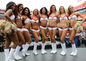 Sexual harassment claims shadow the Washington Redskins organization