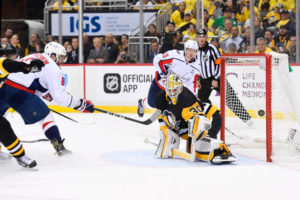Capitals regain home-ice advantage on Ovechkin's game-winner