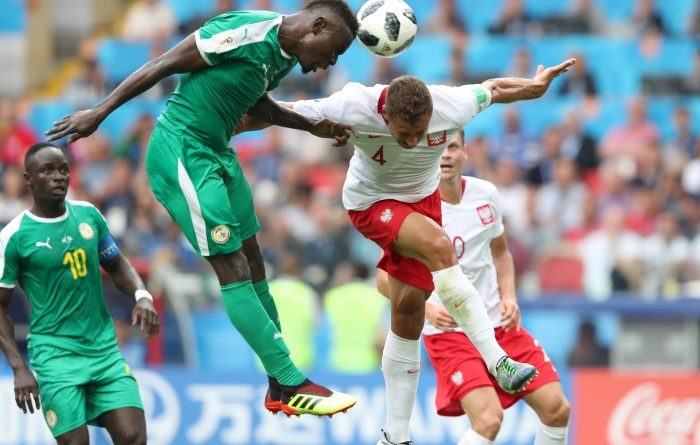 FIFA World Cup 2018 Interview: Senegal and Stoke City forward Mame Biriam Diouf