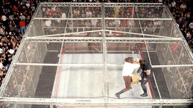 Mankind vs The Undertaker Hell in a Cell: 20 Years Later