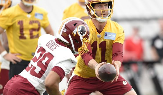 Four biggest questions facing the Washington Redskins during minicamp