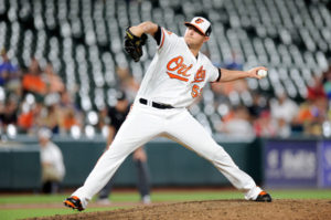 Orioles closer Zach Britton (Achilles) returns to the 25-man roster