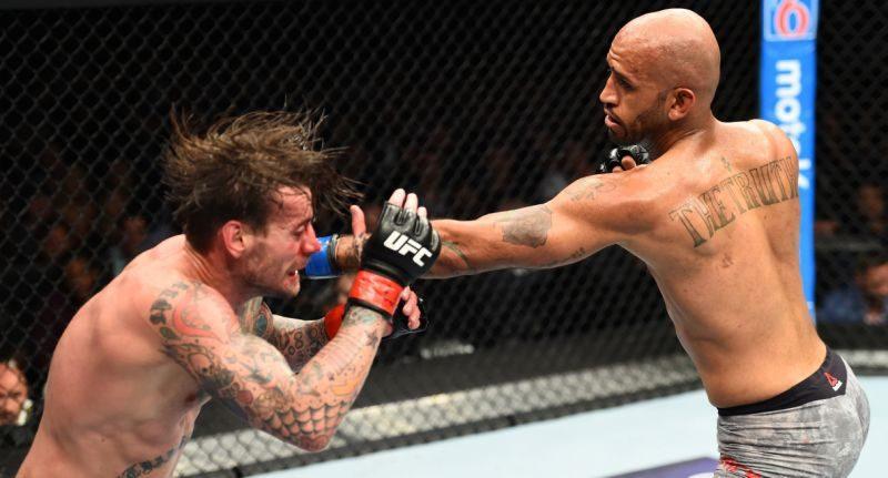 It was a bittersweet week for UFC's CM Punk