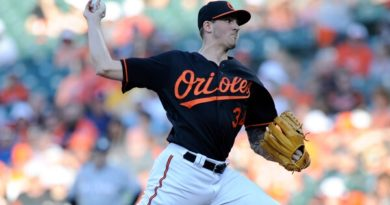 Kevin Gausman with a solid start in Orioles 8th straight loss