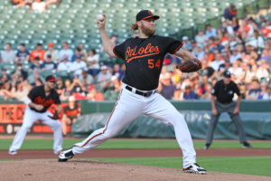 Andrew Cashner with quality start despite Orioles losing 4-1 to the Yankees