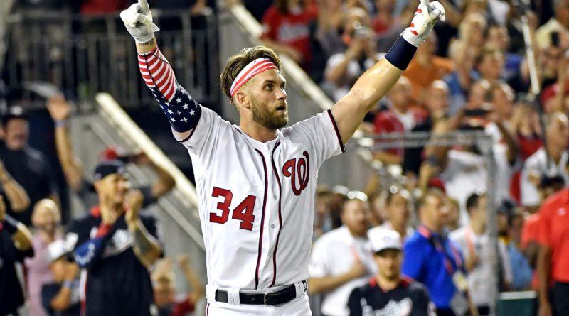 Hometown Hero Bryce Harper wins 2018 MLB Home Run Derby