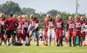 Redskins Training Camp Recap: Day 1