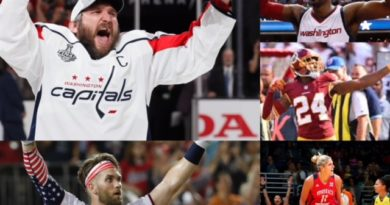 D.C. Sports: Whose City is it Really?
