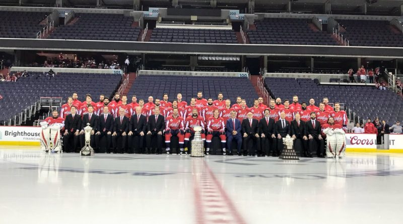 Stanley Cup Champions' Early Off-Season Review