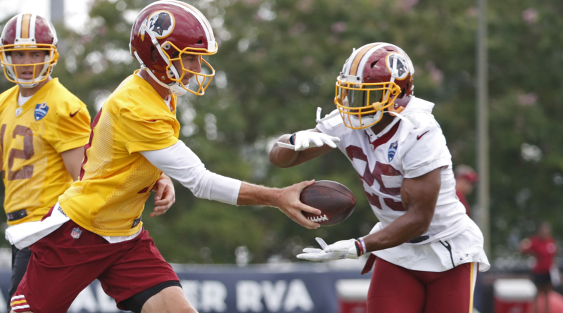 Redskins RB Chris Thompson speaks on recovery from injury and more