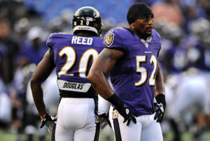 Top Five Ravens in Franchise History