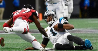Panthers Look to Bounce Back After Tough Road Loss When the Bengals Roll Into Bank of America Stadium