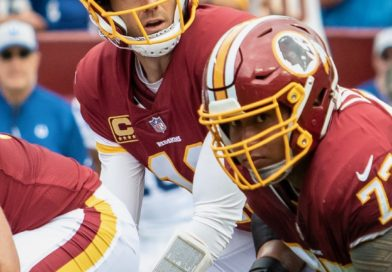 The Washington Redskins come back to earth with their loss to the Indianapolis Colts