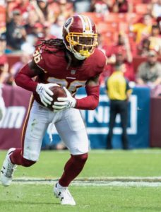 The Redskins cut safety DJ Swearinger