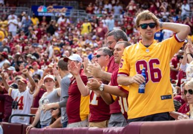Why aren't fans coming to FedEx Field?