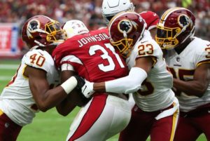 Five Questions After the Washington Redskins win over the Arizona Cardinals