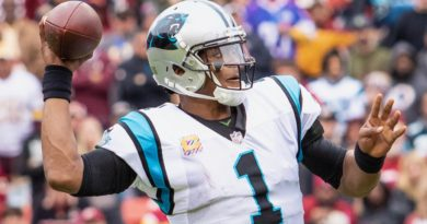 Cam Newton and Norv Turner Discuss Aerial Absence As They Prep For a Tough Eagles Team