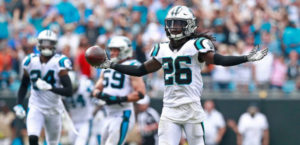 Ahead of Sunday's Match Up Against Redskins, Donte Jackson Weighs In On Josh Norman Comparisons (Video)