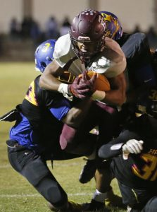Thomas Dale Takes Down Hopewell in a Wild One - 49-42 in Double Overtime