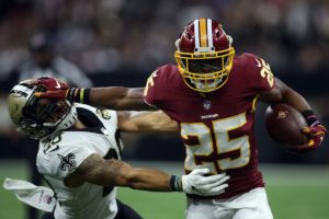 Three Things to Watch for as the Redskins Host the Bengals in Preseason Game 2